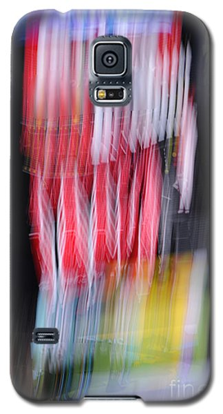 Nyc Jazzed X Galaxy S5 Case by Jessie Parker