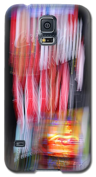 Nyc Jazzed Xi Galaxy S5 Case by Jessie Parker