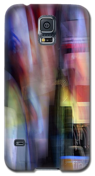 Nyc Jazzed Xii Galaxy S5 Case by Jessie Parker