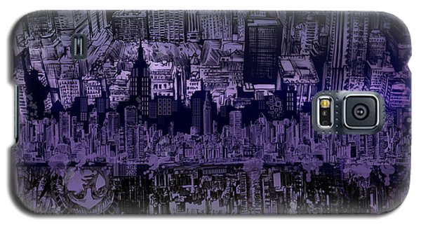 Nyc Tribute Skyline Galaxy S5 Case