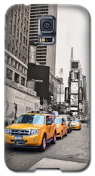 Nyc Yellow Cabs Galaxy S5 Case