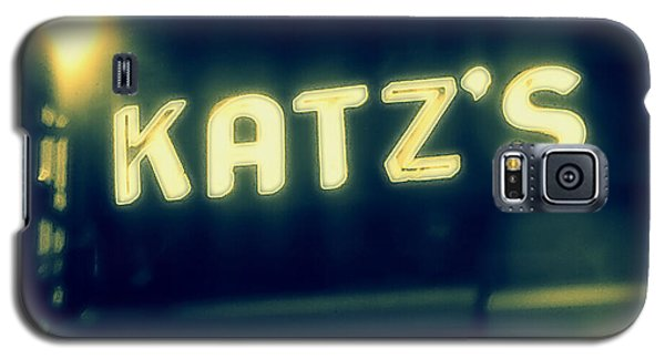 Nyc's Famous Katz's Deli Galaxy S5 Case