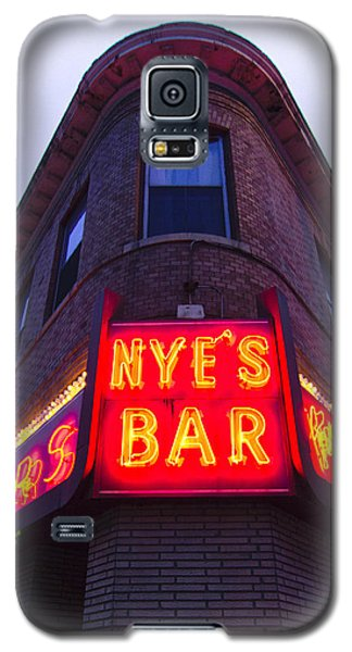Nye's Bar By Day Galaxy S5 Case