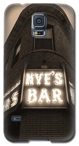 Nye's Bar Sepia V.2 Galaxy S5 Case