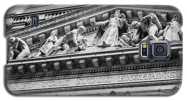 Nyse Galaxy S5 Case by Jerry Fornarotto
