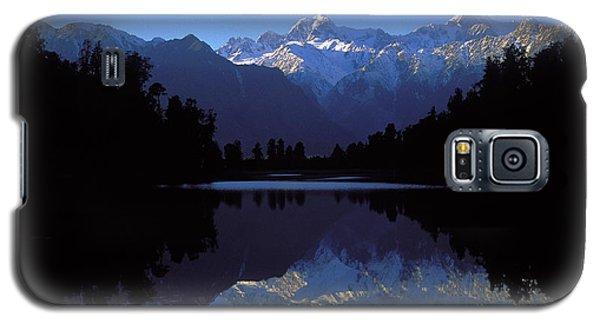 New Zealand Alps Galaxy S5 Case