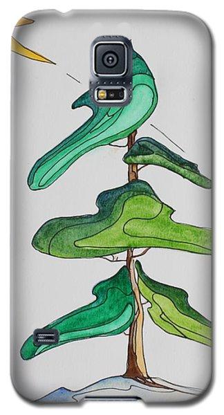 O Christmas Tree Galaxy S5 Case by Pat Purdy