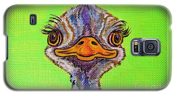 O For Ostrich Galaxy S5 Case