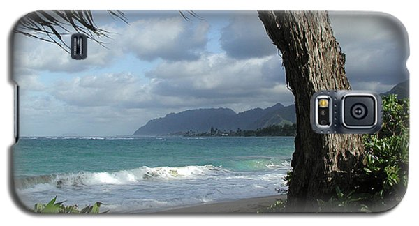 Oahu Coastline Galaxy S5 Case