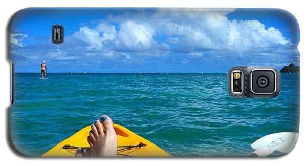 Oahu Toes Galaxy S5 Case