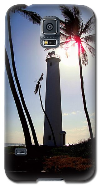 Galaxy S5 Case featuring the photograph Oahu Lighthouse by Kara  Stewart