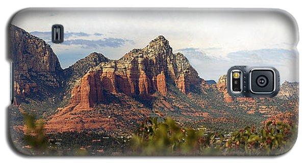 Oak Creek Canyon Sedona Pan Galaxy S5 Case