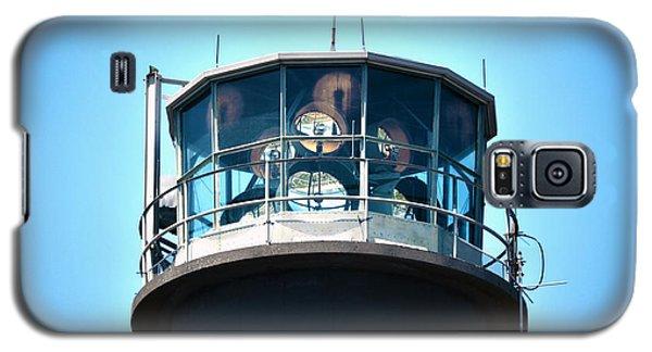 Oak Island Lighthouse Beacon Lights Galaxy S5 Case by Sandi OReilly