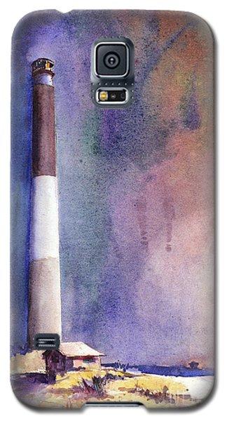 Oak Island Lighthouse Galaxy S5 Case