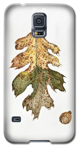 Oak Study Galaxy S5 Case by Michele Myers