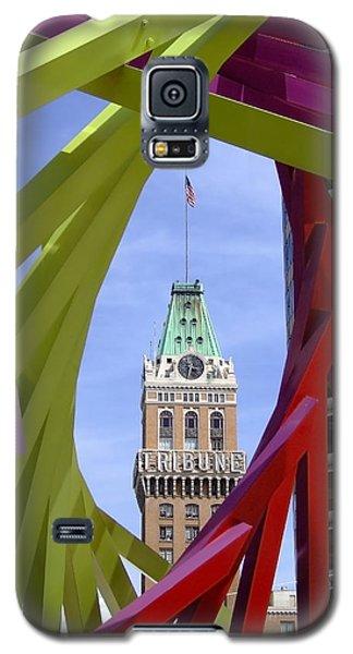 Oakland Tribune Galaxy S5 Case