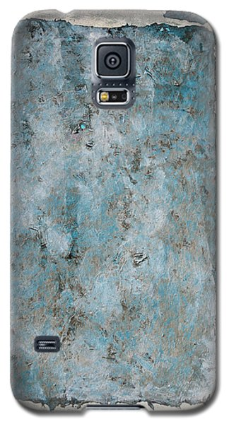 Galaxy S5 Case featuring the painting Oasis by Asha Carolyn Young