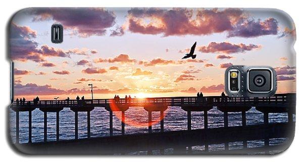 Ob Pier  Galaxy S5 Case