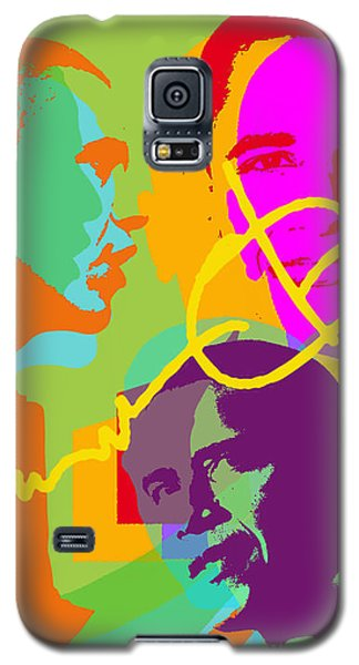 Obama Galaxy S5 Case by Jean luc Comperat