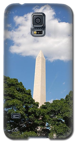 Obelisk Rises Into The Clouds Galaxy S5 Case