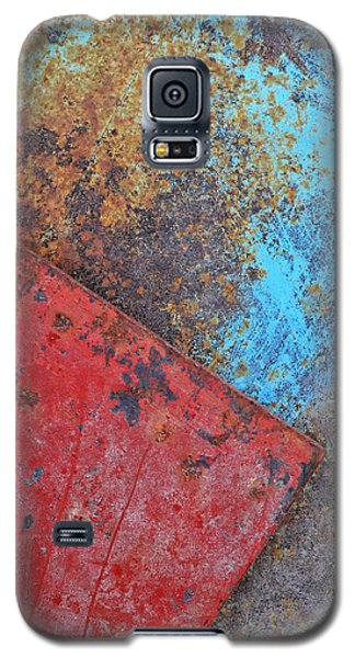 Objective Galaxy S5 Case by Tom Druin