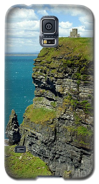 O'brien's Tower Galaxy S5 Case by Butch Lombardi