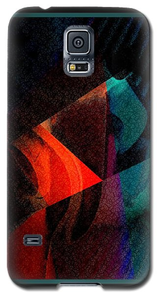 Obstruction Of Light Galaxy S5 Case by Steve Godleski