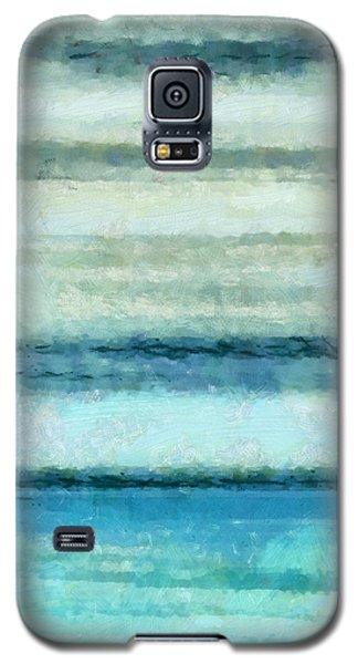 Ocean 4 Galaxy S5 Case by Angelina Vick