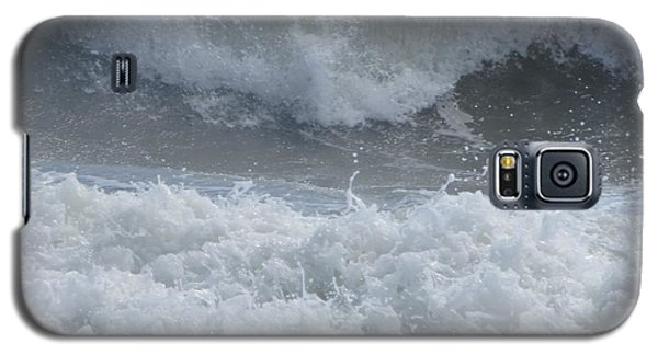 Ocean At Kill Devil Hills Galaxy S5 Case by Cathy Lindsey