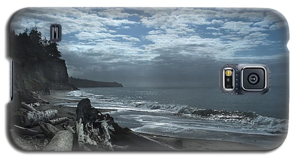 Ocean Beach Pacific Northwest Galaxy S5 Case