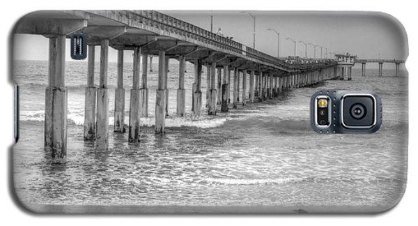 Ocean Beach Pier Galaxy S5 Case