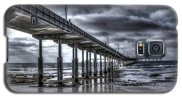 Ocean Beach Pier Galaxy S5 Case