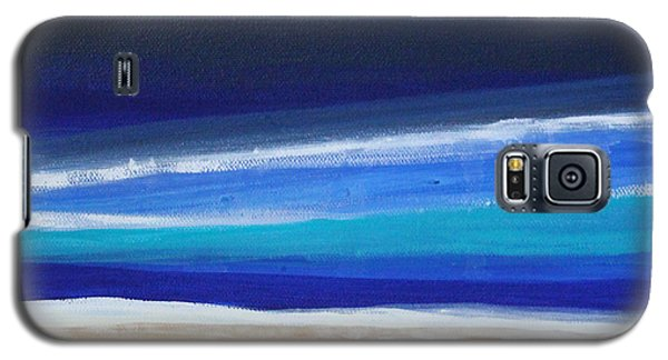Ocean Blue Galaxy S5 Case