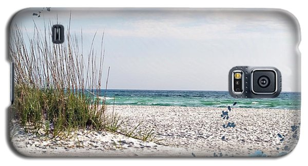 Galaxy S5 Case featuring the photograph Ocean Breeze by Athala Carole Bruckner