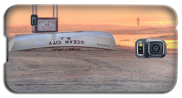 Ocean City Beach Patrol Galaxy S5 Case