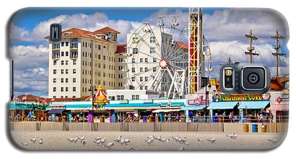 Ocean City View Galaxy S5 Case