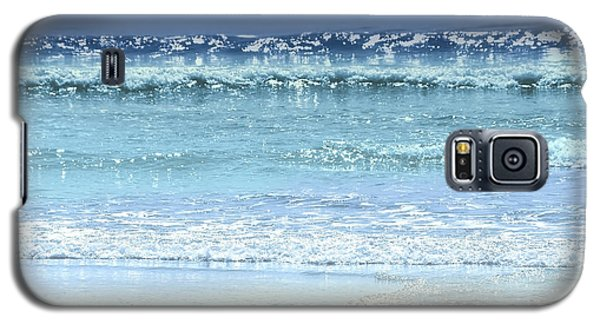 Ocean Colors Abstract Galaxy S5 Case
