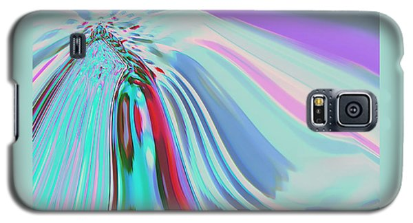 Ocean Deco - Ticker Symbol Jamn 7/5/2011 To 8/1/2011 Galaxy S5 Case