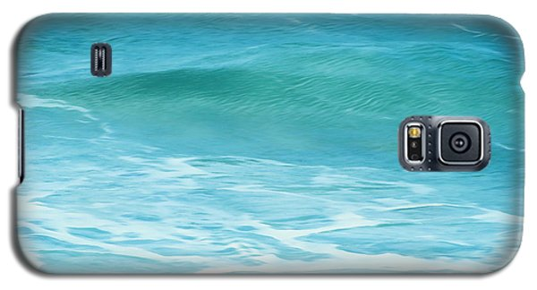 Ocean Lullaby Galaxy S5 Case by Roselynne Broussard