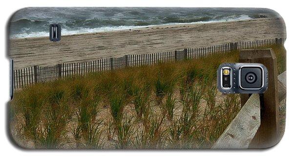 Galaxy S5 Case featuring the photograph Ocean Mist by Allen Beilschmidt