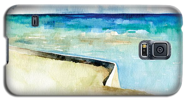 Ocean Pier In Key West Florida Galaxy S5 Case