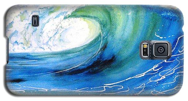 Ocean Spray Galaxy S5 Case by Carlin Blahnik