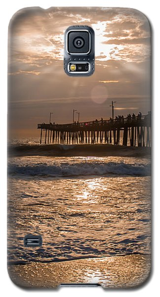 Ocean Sunrise  Galaxy S5 Case by Dawn Romine