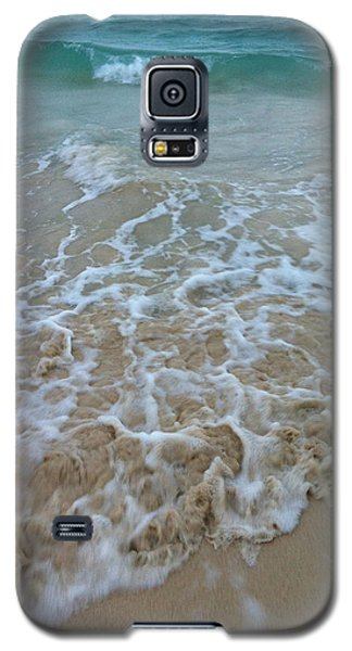 Ocean Wave Caress Galaxy S5 Case