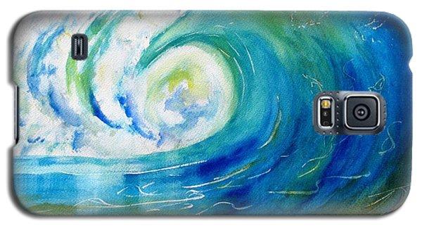 Ocean Wave Galaxy S5 Case