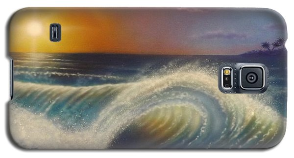 Ocean Wave Galaxy S5 Case