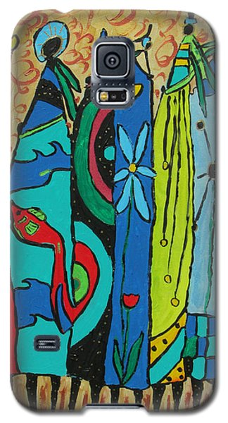 Oceania Galaxy S5 Case by Clarity Artists
