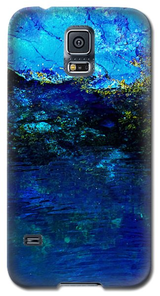 Oceans Edge Galaxy S5 Case by Michael Nowotny