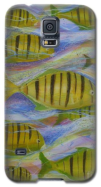 Ocean's Tide Galaxy S5 Case