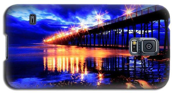 Oceanside Pier 4 Galaxy S5 Case